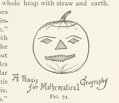 Image taken from page 199 of 'Map Modeling in Geography, including the use of sand, clay, putty, paper pulp, plaster of Paris ... Also Chalk Modeling in its adaptation to purposes of illustration. Fully illustrated' (The British Library) Tags: halloween pumpkin small lantern publicdomain vol0 page199 bldigital mechanicalcurator pubplacenewyork date1895 sysnum002358484 maltbyalbertelias imagesfrombook002358484 imagesfromvolume0023584840