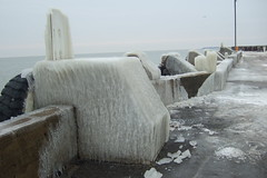 2013 Ice Photos (Ohio Sea Grant and Stone Laboratory) Tags: winter ice water horizontal landscape dock education scenery greatlakes research osu outreach ohiostateuniversity 2013 lakeerieislands stonelaboratory millerferries ohioseagrant