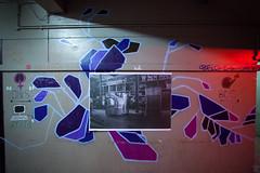 Jenny Baynes (artschoolscottst) Tags: party art theend installation gsa destroy toiletroll thevic glasgowschoolofart checkeredfloor theartschool gsoa theassemblyhall jennybaynes