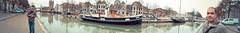 Panorama Zierikzee (Channed) Tags: city panorama holland walking hiking wandelen pano vincent nederland thenetherlands zeeland stad wandeling zierikzee oudehaven 360graden chantalnederstigt