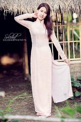 Portrait of tet holidady girl Ao dai (Soledad Photography) Tags: 2014 xuân áodài giáp ngọ