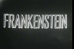 Frankenstein (1952) (twm1340) Tags: fiction broadcast tv live science scifi series abc anthology talesoftomorrow