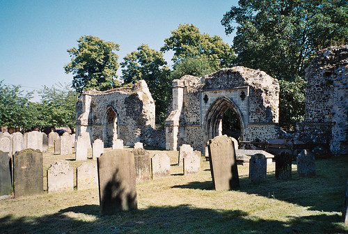Bungay: Church of St Mary (Suffolk)