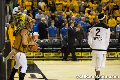 VCU vs. SLU