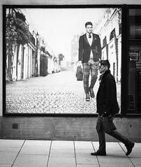 Twins (StreetPeople) Tags: street portrait blackandwhite bw monochrome photography blackwhite moments candid streetphotography documentary streetphoto unposed blacknwhite bnw streetpeople tog decisivemoment streetcandid streetbw streetphotographybw bestcamera streetphotobw streetog worldstreetphotography danieleliasson