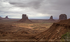 Monument Valley (The_DogArtist) Tags: arizona monument landscape utah native valley navajotriballand