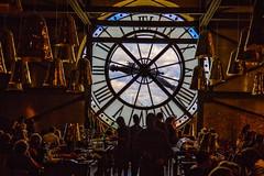 Musee d'Orsay Clock (explore 5-28-2014) (Mi Bob) Tags: paris france clock îledefrance trainstation dorsay ricksteves grandeuropeantour may2014