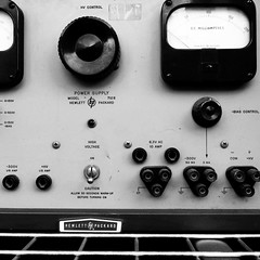 HP Power Supply (Jeremy Brooks) Tags: sanfrancisco california blackandwhite bw usa blackwhite equipment iphone sanfranciscocounty