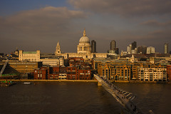 St.Paul's Cathedral (autrant) Tags: uk london millenniumbridge stpaulscathedral nikond750 afsnikkor28300mm13556gvr