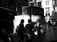 Hey there (Albion Harrison-Naish) Tags: sydney streetphotography australia olympus nsw newsouthwales qvb sydneycity em5 sydneystreetphotography olympusem5 lumixg20f17ii albionharrisonnaish