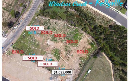 Lot 10-13, 9 Fairway Drive, Kellyville NSW 2155