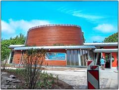 Jasmund -  Nationalparkmuseum (ahand grafX) Tags: rügen jasmund königstuhl
