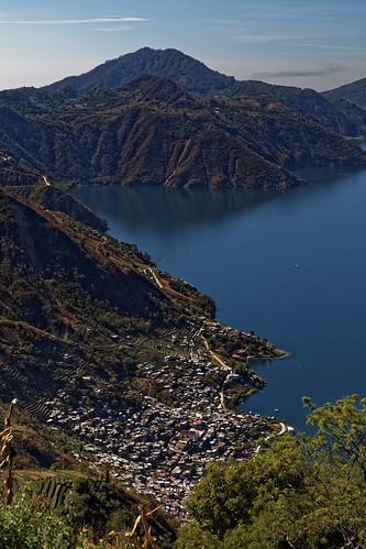 Lago de Atitlán - Guatemala
