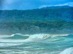 sml-fhdr-DSCN0170 (elphweb) Tags: roughseas roughsea ocean nsw australia sea water waves breakers storm coast coastal falsehdr fhdr bigwaves bigsurf surf foam mist