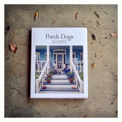 "Book ""porch dogs"""