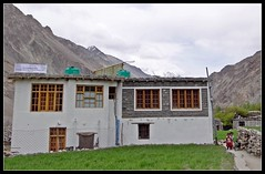 Guest house at Turtuk (Indianature26) Tags: india april jk ladakh balti baltistan juley 2013 turtuk indianature julley baltivillage ethnicbalti