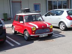Mini (petrusko.rm) Tags: car cool mini olympus tg1