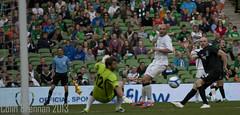 Ireland v Georgia (collybrennan) Tags: ireland sports canon georgia football zoom soccer 300mm assist goals match setup aviva
