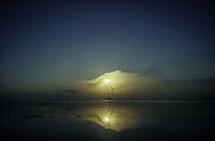 Marghera nella laguna di Venezia (tullio dainese) Tags: mygearandme mygearandmepremium mygearandmebronze natura nature mare sea tramonto sunset allaperto outdoor venedig venise venecia 威尼斯 венеция