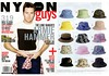 Nylon Guys | July 2013 | Tracker hat