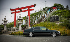1995_Toyota_Crown_Majesta-169 () Tags: japan hachinohe toyota  crown 1995 crownmajesta  majesta
