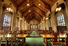 Bapst Library, Boston College, Boston, MA (Iris Speed Reading) Tags: world latinamerica southamerica beautiful us amazing cool asia europe top library libraries united most states coolest inspiring speedreading