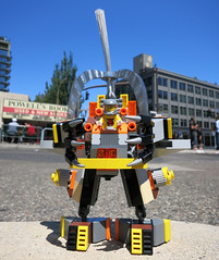 LEGO a Day 216/365 (wiredforlego) Tags: toy pod lego daily 365 minifigure masterbuilder