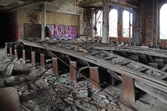Harlem's P.S. 186 (JuliaWertz) Tags: school abandoned ruins harlem urbanexploration urbanexploring urbex harlemps186