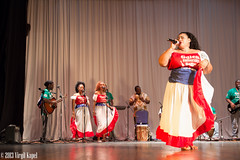 _MG_7365 (Virgil Kapel) Tags: red portrait music woman black art dance galen native belize indian performance caribbean creole suriname mestiza paramaribo universit carifesta galenuniversity