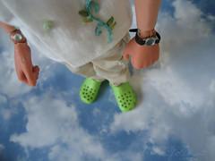 244/365 walking on air (merwing✿little dear) Tags: joe 365 gi atoyaday