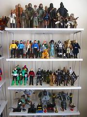 Apes, MEGO, LEGO (WEBmikey) Tags: toys starwars lego apes toymuseum mego