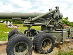 "M115 203mm Howitzer (6) • <a style=""font-size:0.8em;"" href=""http://www.flickr.com/photos/81723459@N04/9709663848/"" target=""_blank"">View on Flickr</a>"