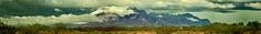 Superstition Panorama (jxmiyagi) Tags: arizona mountain nature beautiful rain clouds landscape desert monsoon superstition hdr