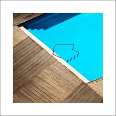 Pool (Mr sAg) Tags: vacation holiday abstract pool square croatia dubrovnik sag simonharrison lapad 2013 babinkuk mrsag simonharrison