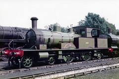 LSWR Adams 4-4-2 Tank 488 on the Bluebell Railway (Alan K. Photography) Tags: adams railways bluebellrailway 488 steamlocomotives lswr uksteam