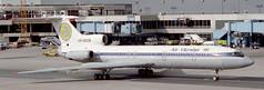 Air Ukraine Tu-154 (joolsgriff) Tags: frankfurt ukraine tupolev tu154 airukraine ur85526