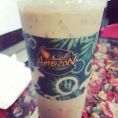 วันแรก กาแฟอเมซอนลด 8 บาททุกแก้ว #coffee #cafeamazon #Wangnoi #saraburi