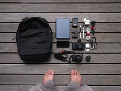 camera wood newzealand stilllife bag lens foot keyboard... (Photo: HurrySlowly on Flickr)