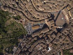 Siena aerial view III - 733r (opaxir) Tags: italy bap aerial tuscany siena