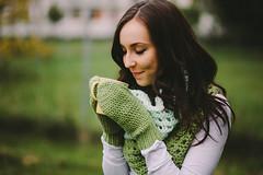 Veronika (marekhambalek) Tags: light woman beautiful canon natural mark 85mm ii 5d жена 18f зелено бяло начинизавиждане представисичесижена