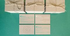 Project Party Studio (El Calotipo) Tags: design businesscards silkscreen letterpress tarjetas serigrafa