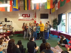 CSLI Pajama Breakfast Graduation Party 2013