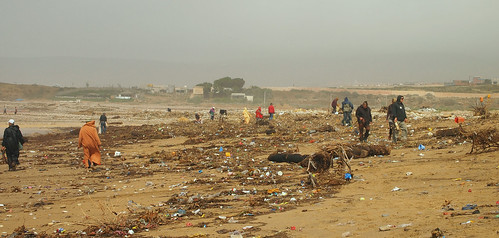 Morocco after heavy rain