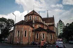 Notre Dame Chathedral (Swami Stream) Tags: basilica vietnam notre dame saigon saigonphotos