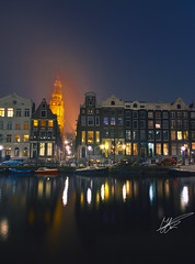 Amsterdam (Jurjen Harmsma Photography) Tags: light holland love home netherlands beautiful amsterdam architecture night canon reflections design cities wideangle passion 10mm jurjen harmsma vsco