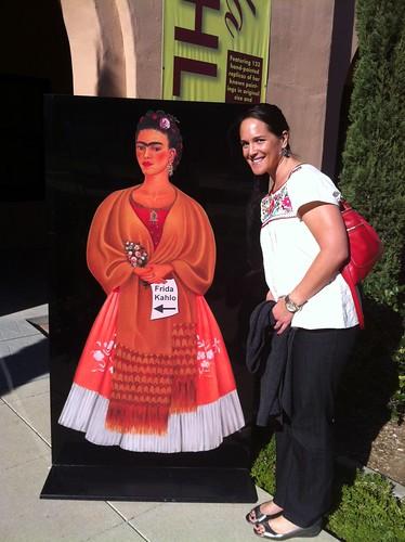 Frida Kahlo exihibit