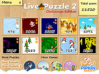 即時拼圖2:聖誕(Live Puzzle 2 Christmas)