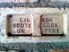 CIBSON SCOTSWOOD ON TYNE, Bricks, Traim shelter, Beamish, Durham, UK (gruntzooki) Tags: uk durham bricks victorian beamish glam thenorth steampunk beamishmusesum
