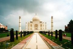 009 Taj Mahal, Agra, India