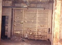 Shelves (CityOfDave) Tags: nyc newyorkcity abandoned urbanexploration urbanruins rooseveltisland abandonedbuilding welfareisland centralnursesresidence